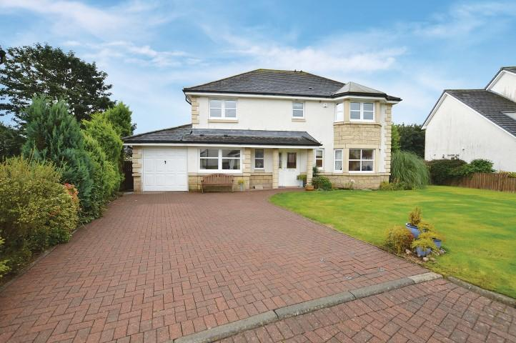 5 Bedrooms Detached House for sale in 7 Dominie Park, Balfron, G63 0NA