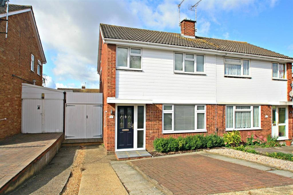 3 Bedrooms Semi Detached House for sale in The Linx, Bletchley, Milton Keynes