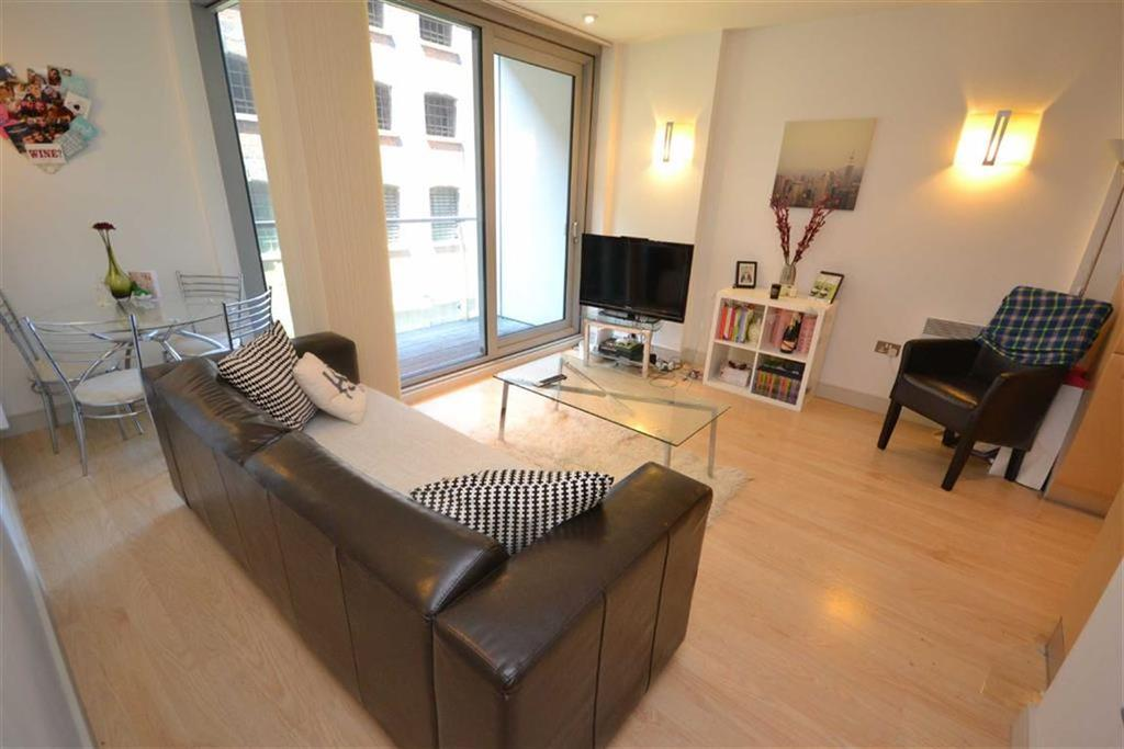 1 Bedroom Apartment Flat for sale in Great Northern Tower, Deansgate, Manchester, M3