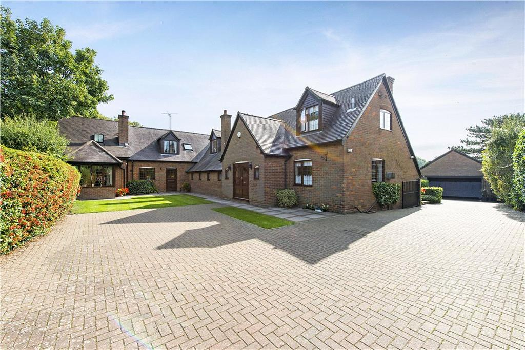 5 Bedrooms Detached House for sale in Windmill Close, Ivinghoe, Leighton Buzzard, LU7