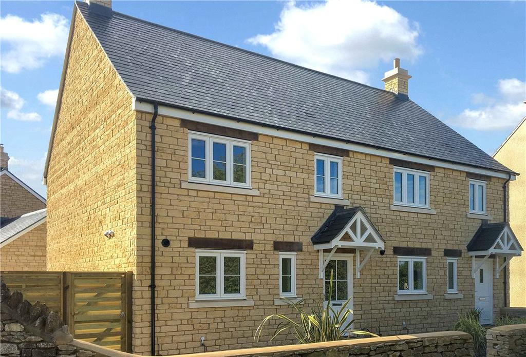 3 Bedrooms Semi Detached House for sale in Alder Cottage, Beckington, Frome, Somerset, BA11