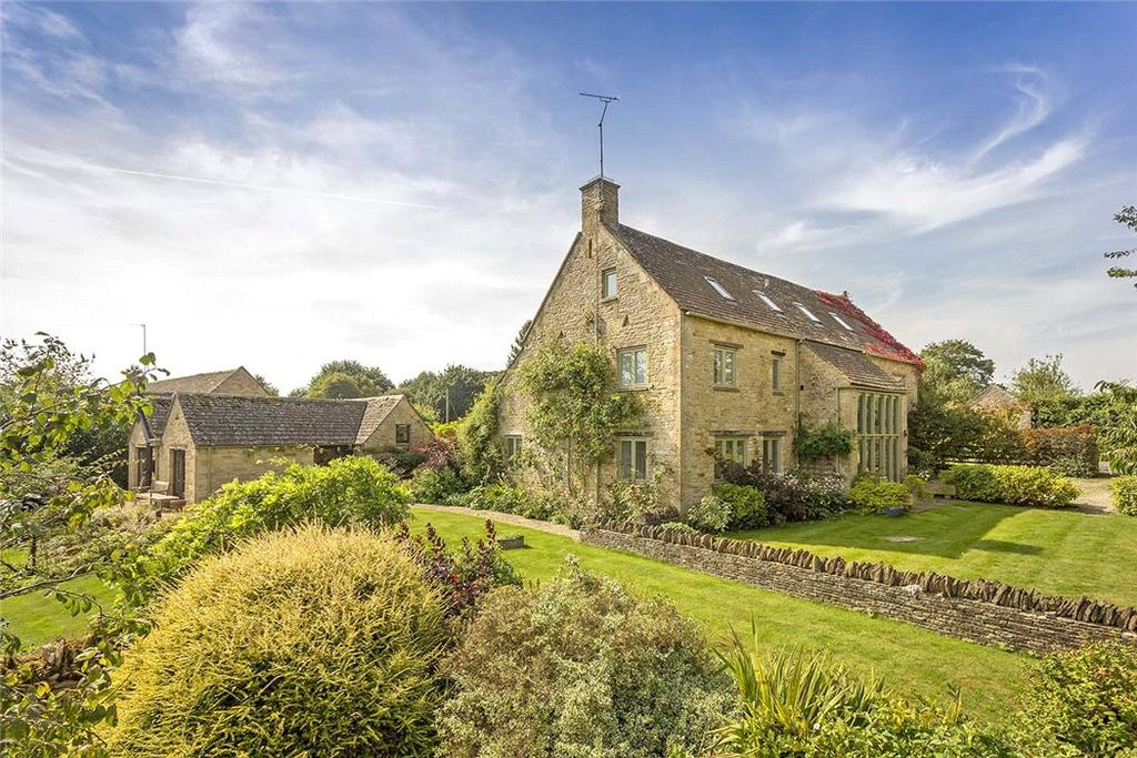 6 Bedrooms House for sale in Taynton, Burford, Oxfordshire, OX18