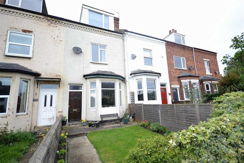 3 Bedrooms Terraced House for sale in Cyprus Terrace, Garforth, Leeds, LS25