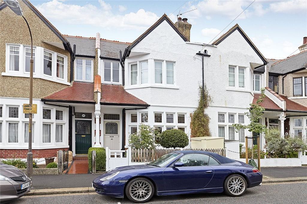 5 Bedrooms Terraced House for sale in Pickwick Road, Dulwich Village, London, SE21