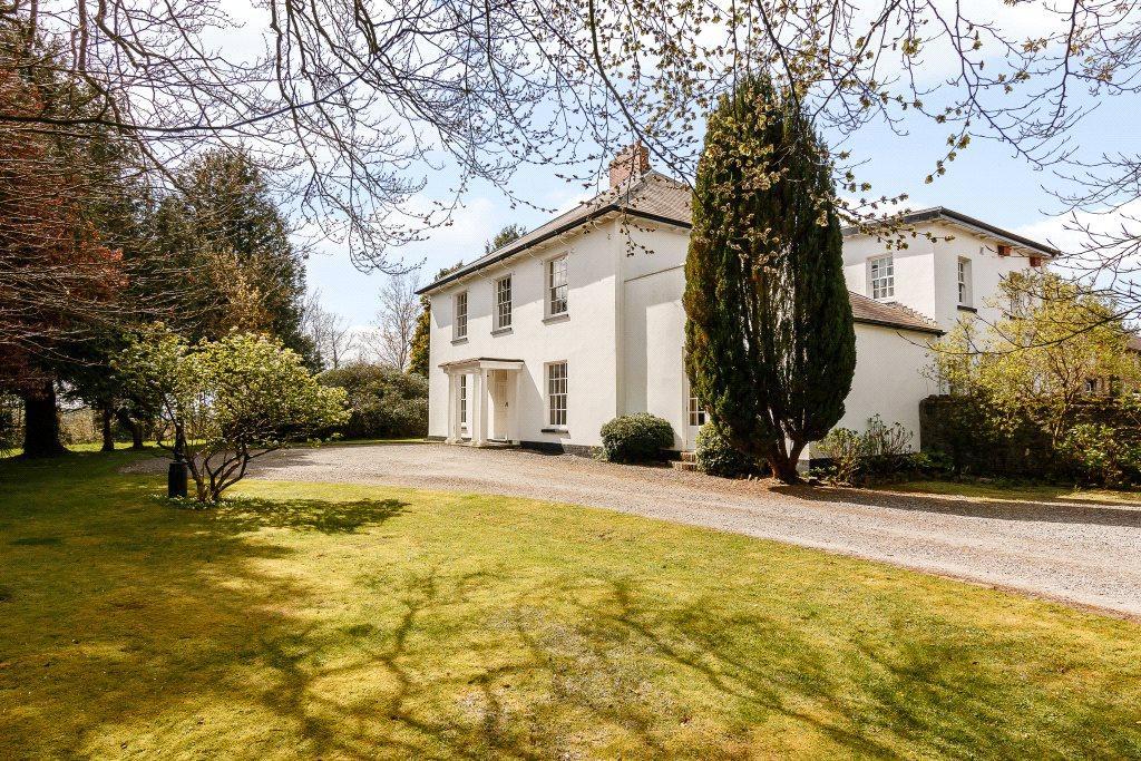 6 Bedrooms Detached House for sale in Llysonnen Road, Carmarthen, Carmarthenshire, SA33