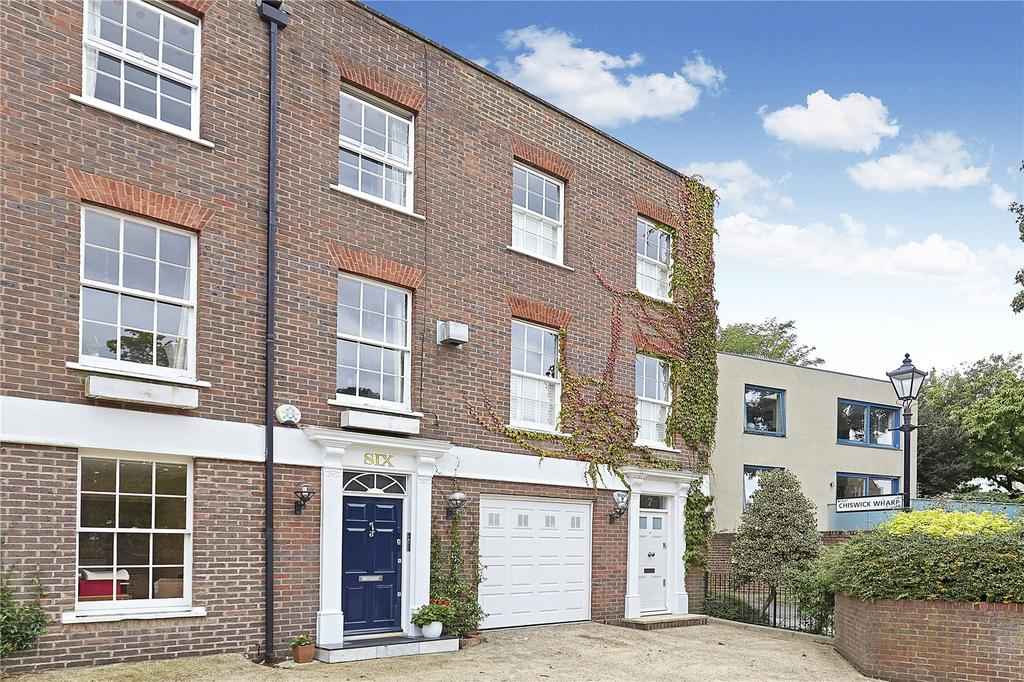 3 Bedrooms End Of Terrace House for sale in Chiswick Mall, London, W4