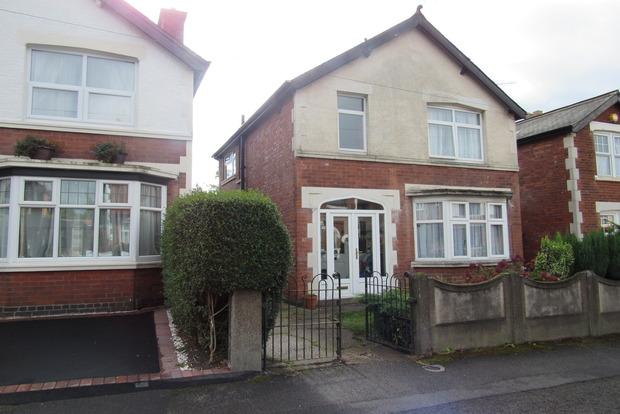 3 Bedrooms Detached House for sale in Bedford Grove, Nottingham, NG6