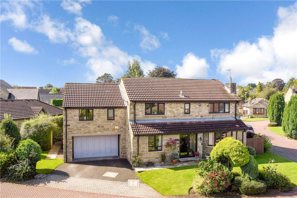 4 Bedrooms Detached House for sale in Linton Meadows, Wetherby, West Yorkshire