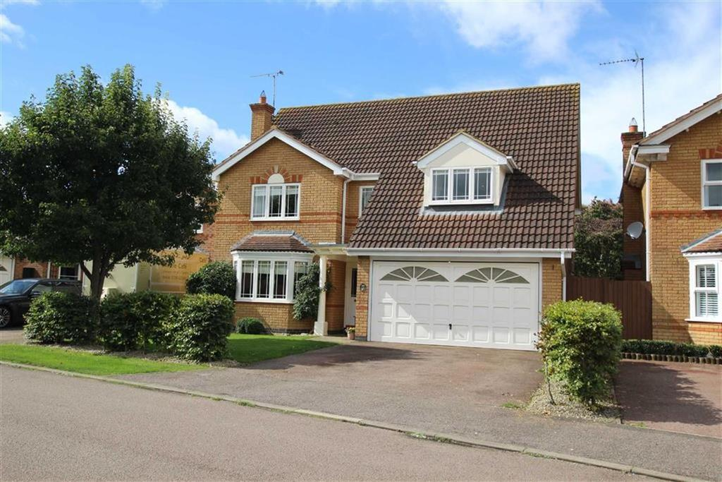 4 Bedrooms Detached House for sale in 39, John Clare Close, Brackley