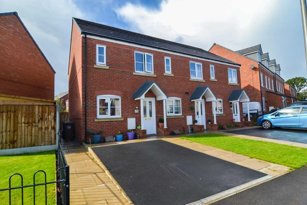 2 Bedrooms Mews House for sale in Vulcan Park Way, Newton Le Willows