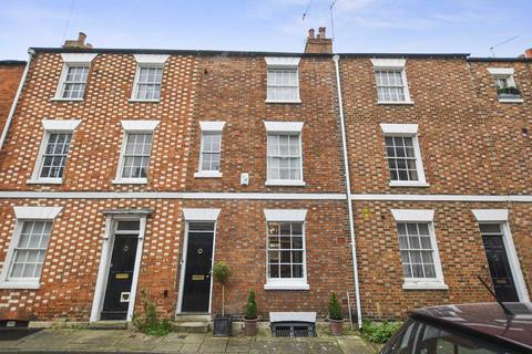 4 bedroom terraced house to rent - Beaumont Buildings, Central Oxford