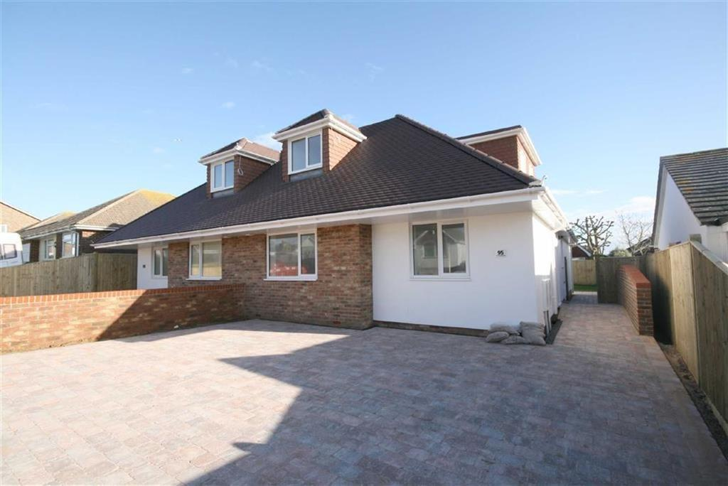 4 Bedrooms Semi Detached House for sale in Malines Avenue, Peacehaven