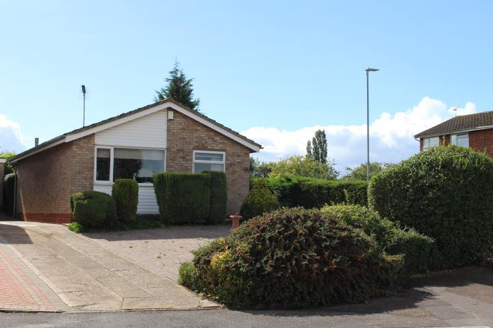 2 Bedrooms Detached Bungalow for sale in Rosamund Avenue, Leicester