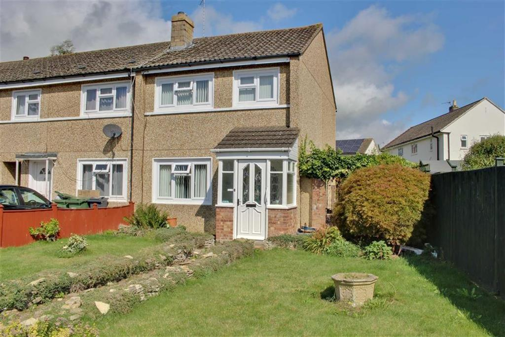3 Bedrooms Semi Detached House for sale in Willow Road, Stonehouse, Gloucestershire