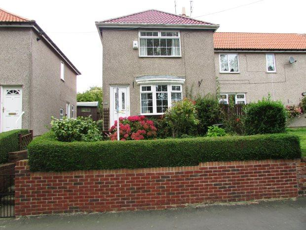2 Bedrooms Semi Detached House for sale in WILLIAMS ROAD, MURTON, SEAHAM DISTRICT