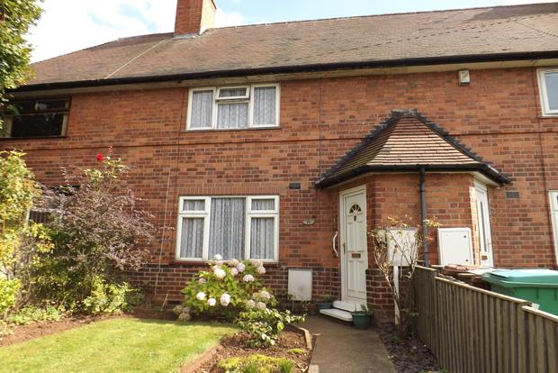 2 Bedrooms Terraced House for sale in Ambleside Road, Nottingham, NG8