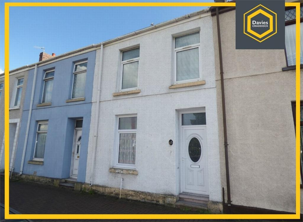 3 Bedrooms Terraced House for sale in 32 Stepney Place, Llanelli, Carmarthenshire