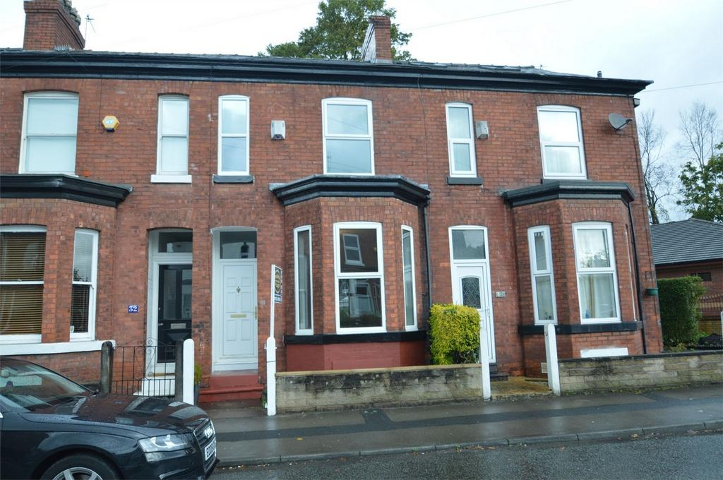 3 Bedrooms Terraced House for sale in Marsland Road, SALE, Cheshire