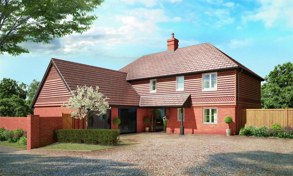 5 Bedrooms Detached House for sale in Bentley, Farnham, Hampshire