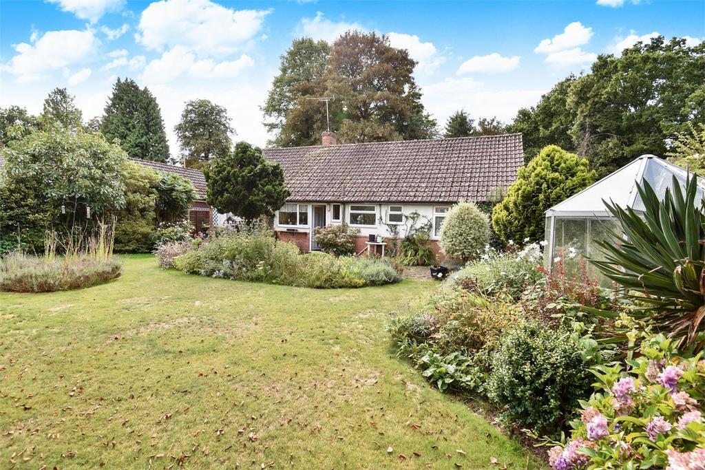 3 Bedrooms Detached Bungalow for sale in Headley, Bordon, Hampshire