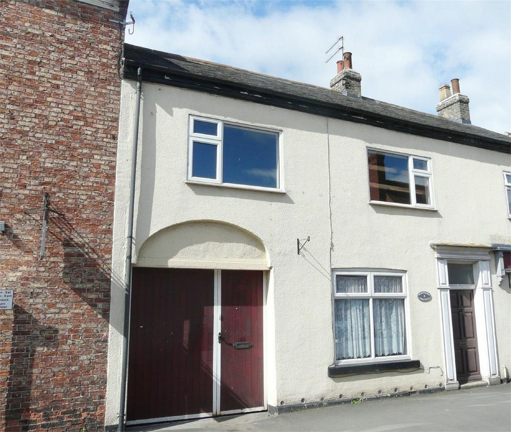 4 Bedrooms Terraced House for sale in Regent Street, Pocklington, York
