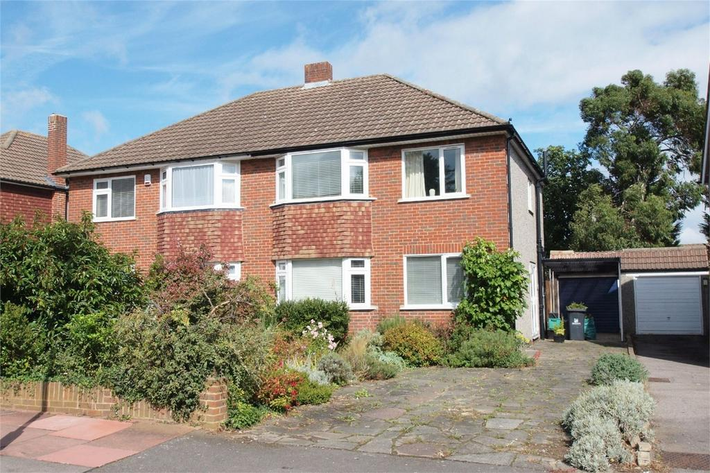 3 Bedrooms Semi Detached House for sale in Barnhill Avenue, Bromley, Kent