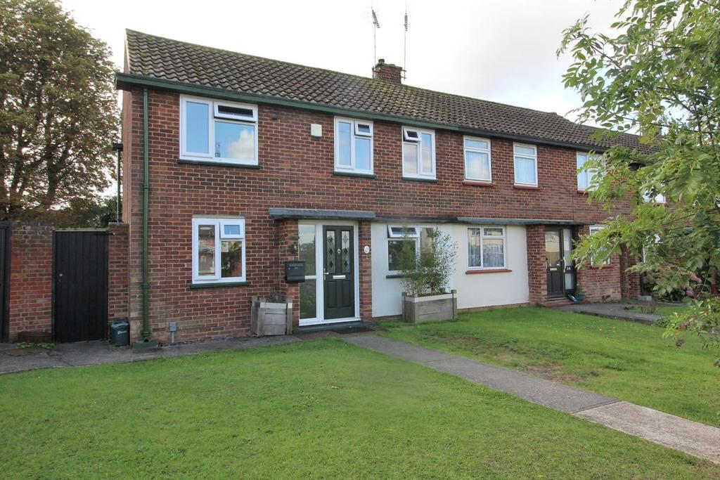 2 Bedrooms End Of Terrace House for sale in Wicklow Avenue, Chelmsford, Essex, CM1
