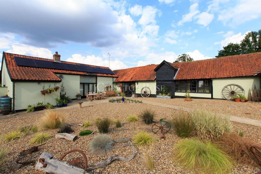 7 Bedrooms Barn Conversion Character Property for sale in Norfolk/Suffolk borders