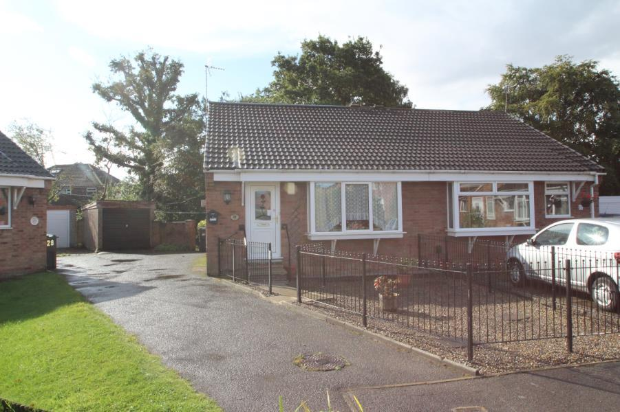 2 Bedrooms Semi Detached House for sale in HENDON GARTH, YORK, YO30 5ZB