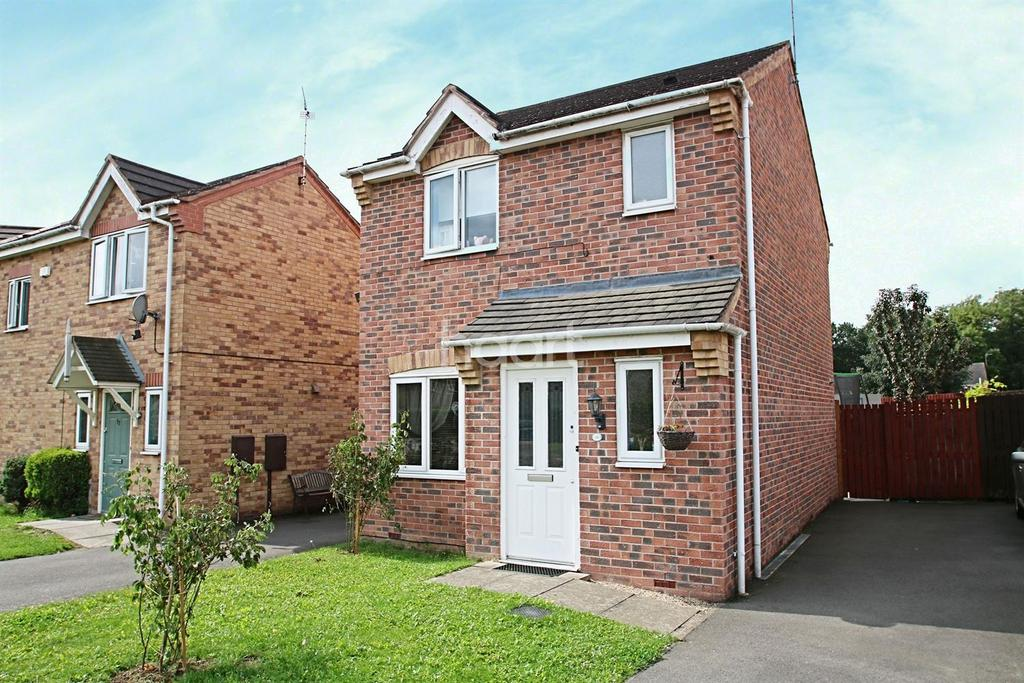 3 Bedrooms Detached House for sale in Caversham Road, Leicester, Leicestershire