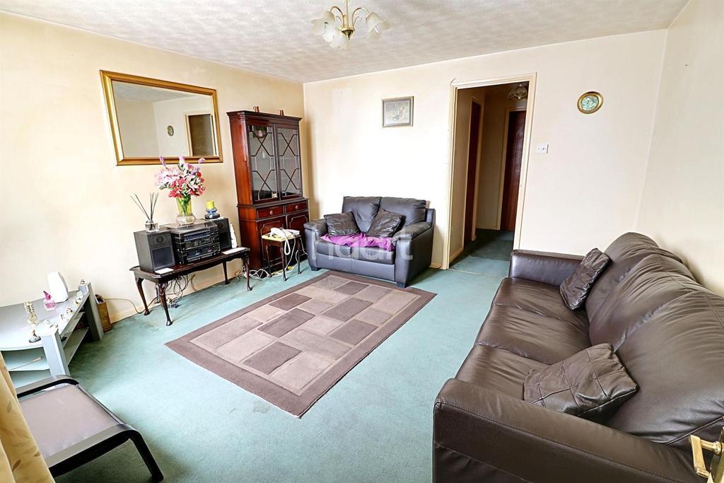 1 Bedroom Flat for sale in Butteridges Close
