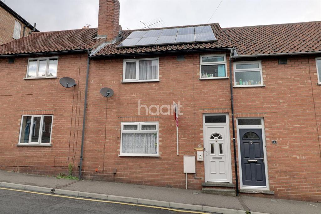 2 Bedrooms Terraced House for sale in East Street, Grantham