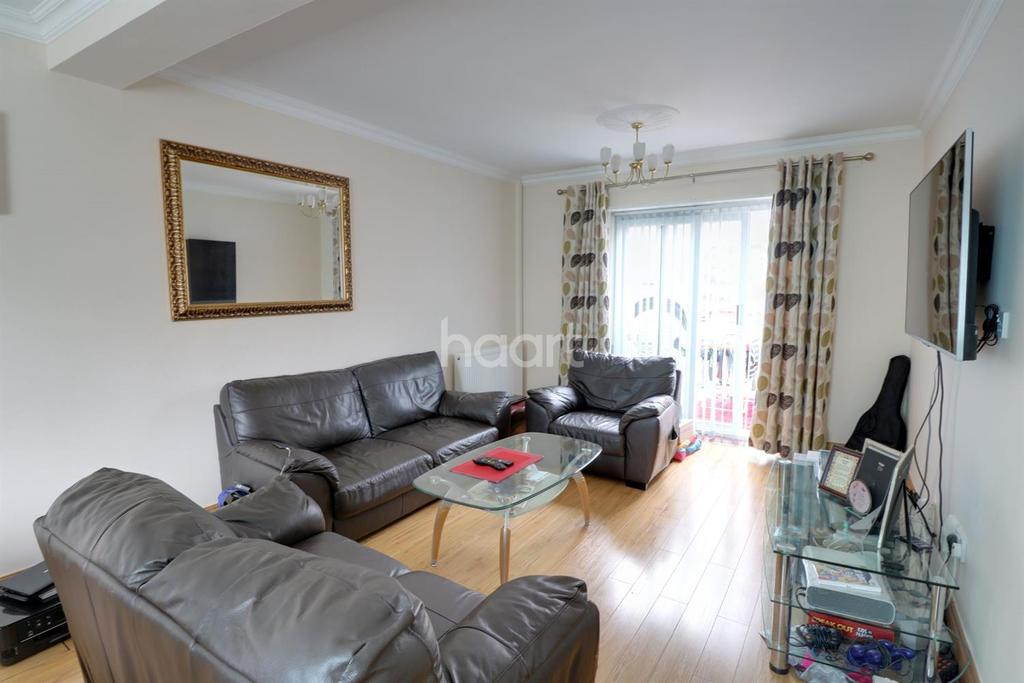 3 Bedrooms Terraced House for sale in Tythe Road, LU4