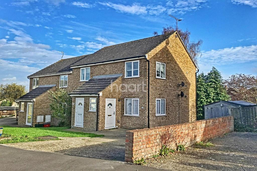 2 Bedrooms Flat for sale in Queenway, Lawford, Manningtree