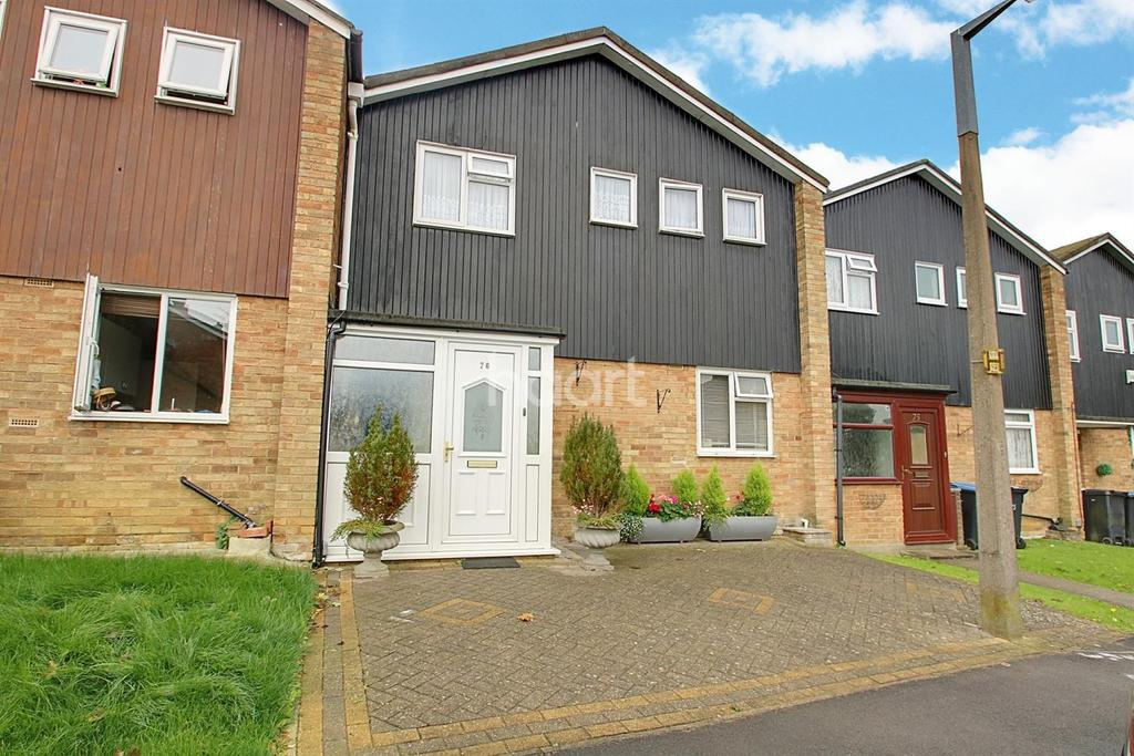 3 Bedrooms Terraced House for sale in Rushes Mead