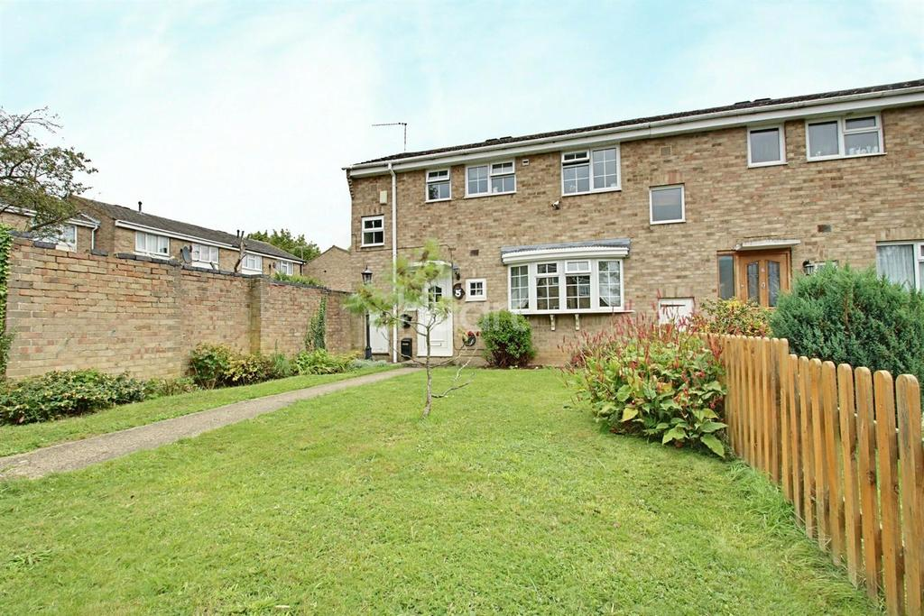 3 Bedrooms End Of Terrace House for sale in Alder Walk, Witham, CM8