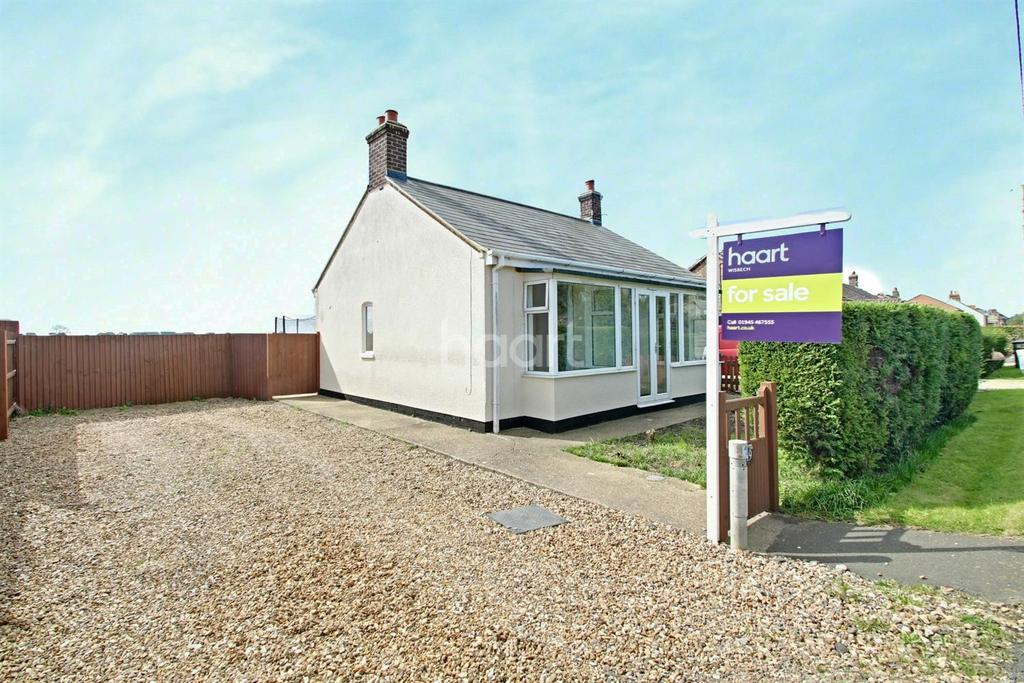 3 Bedrooms Bungalow for sale in High Rd, Gorefield