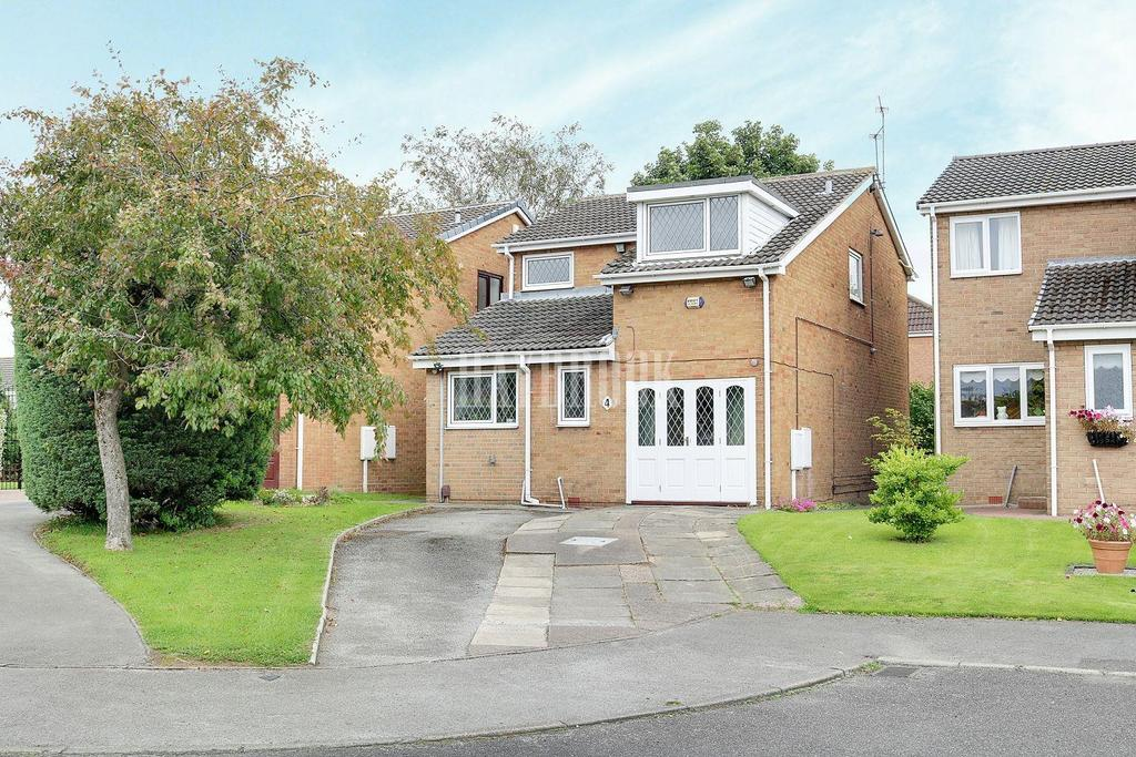 3 Bedrooms Detached House for sale in Horse Carr View, Ardsley