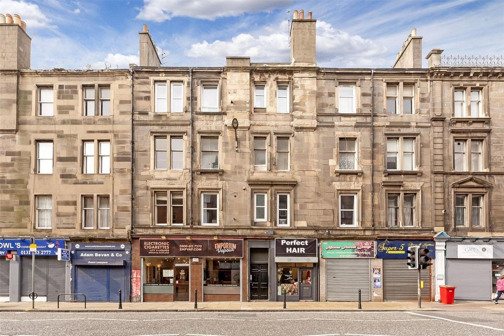 2 Bedrooms Flat for sale in 183/2 Great Junction Street, Edinburgh, EH6