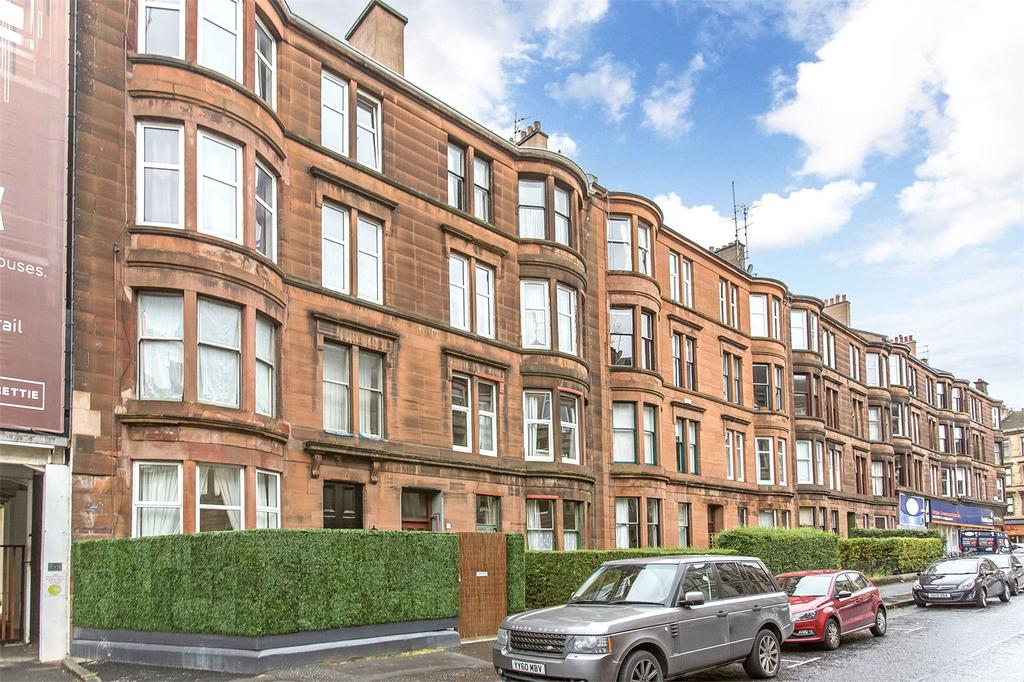 2 Bedrooms Flat for sale in Main Door, 18 Havelock Street, Dowanhill, Glasgow, G11