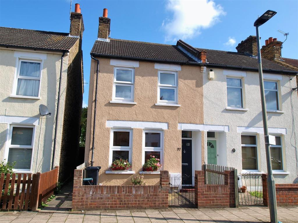 2 Bedrooms Semi Detached House for sale in Bromley Crescent, Shortlands, Bromley