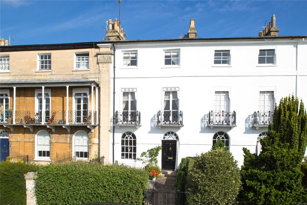 4 Bedrooms Terraced House for sale in Rutland Terrace, Stamford