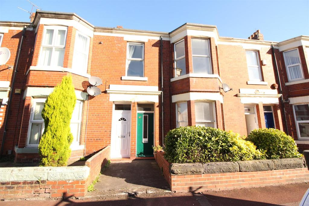 2 Bedrooms Flat for sale in Simonside Terrace, Heaton, Newcastle Upon Tyne