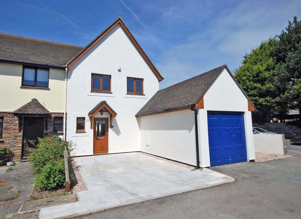 3 Bedrooms House for sale in St Just-In-Roseland, Nr. St Mawes, Cornwall, TR2
