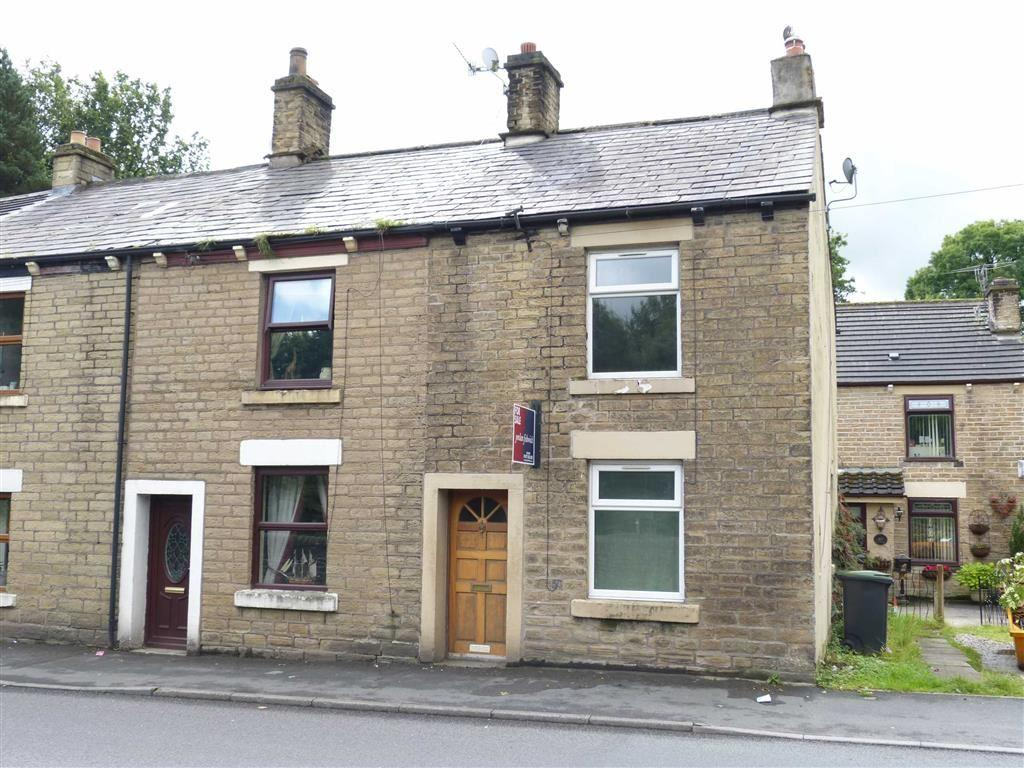 2 Bedrooms Terraced House for sale in Dinting Vale, Glossop