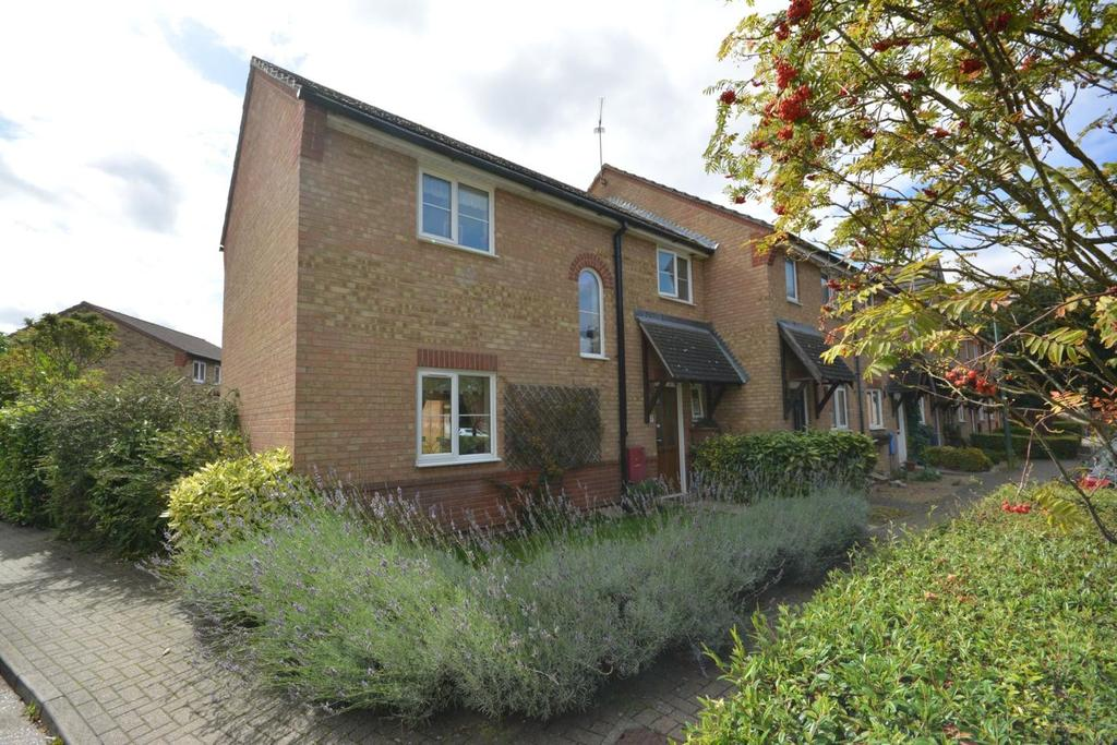 3 Bedrooms End Of Terrace House for sale in Stanstrete Field, Great Notley, Braintree, Essex, CM77