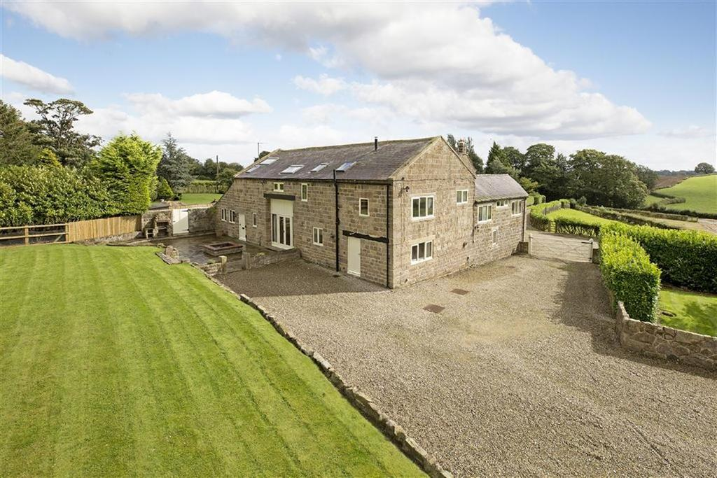 4 Bedrooms Barn Conversion Character Property for sale in Bishop Thornton, Harrogate, North Yorkshire