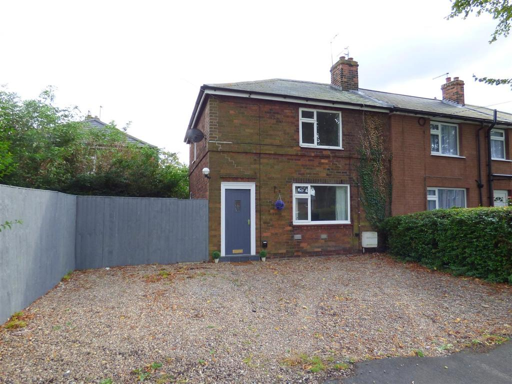 2 Bedrooms End Of Terrace House for sale in 31 Champney Road, Beverley, East Yorkshire, HU17 8HE