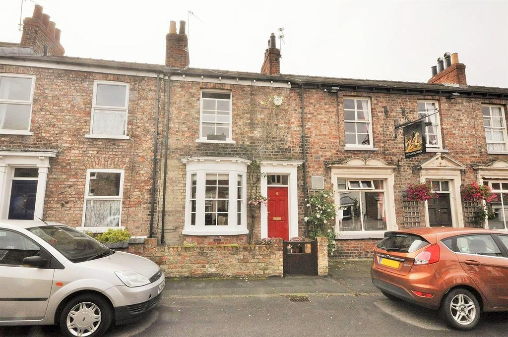 2 Bedrooms Terraced House for sale in Alma Terrace, Fishergate, York