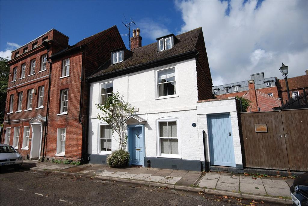 4 Bedrooms Semi Detached House for sale in St. Ann Street, Salisbury, Wiltshire, SP1